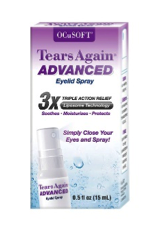 Tears Again Advanced